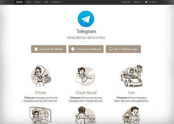 Cobertura del telegrama