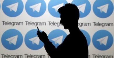 ocultar online telegram
