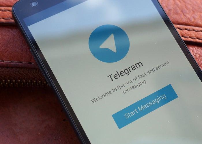 Eliminar el contenido residual de los telegramas